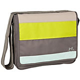 Wickeltasche, Casual, Messenger Bag, Stripes sulphur