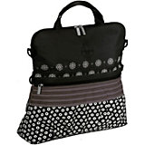 Wickeltasche Casual, Buggy Bag, Multimix black