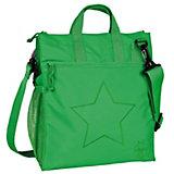 Wickeltasche Casual, Buggy Bag, Star deep green