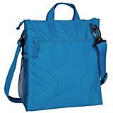 Wickeltasche Casual, Buggy Bag, Star blue