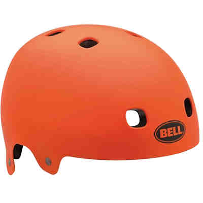 Bell Fahrradhelm SEGMENT 13 orange matt
