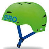 Giro Fahrradhelme FLAK 13 grün matt