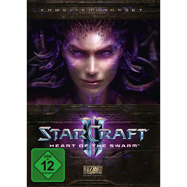 PC Starcraft 2 - Heart of the Swarm