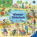 ministeps: Mein allererstes Wimmel-Bilderbuch