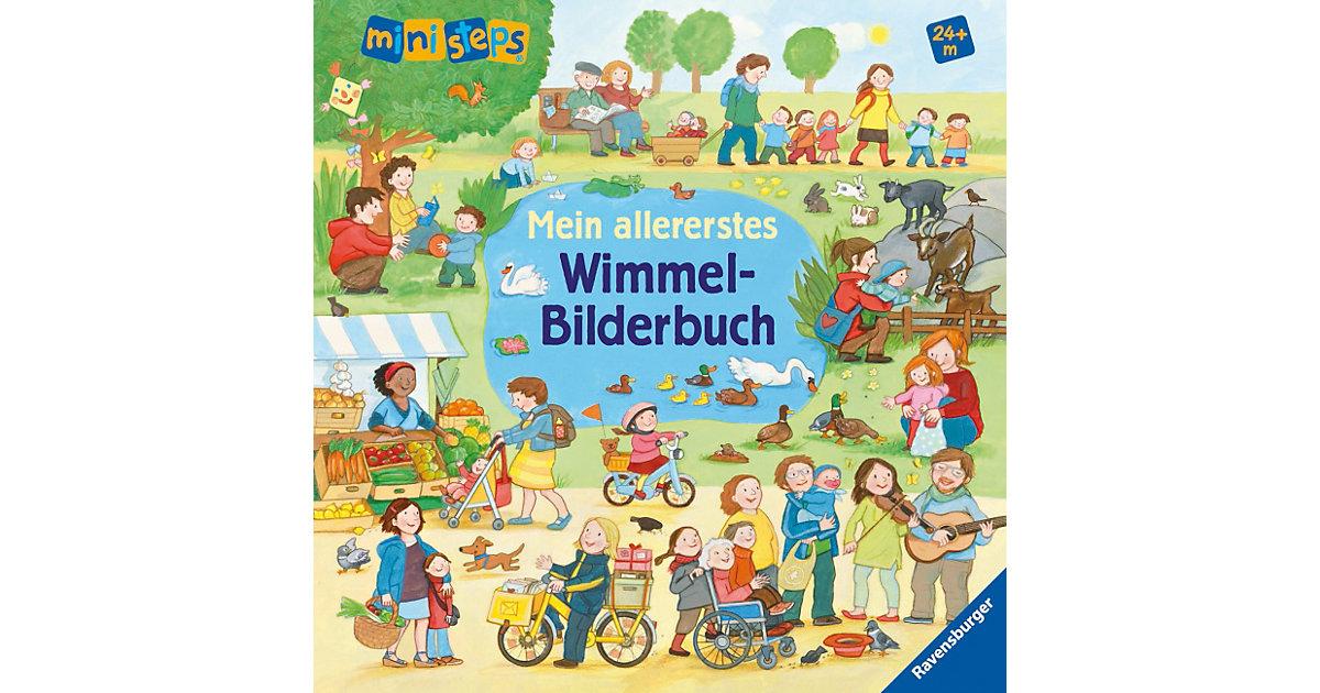 Buch - ministeps: Mein allererstes Wimmel-Bilderbuch