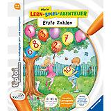 tiptoi®: Mein Lern-Spiel-Abenteuer - Erste Zahlen