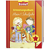 Scout Erinnerungsalbum - Mein 1. Schuljahr