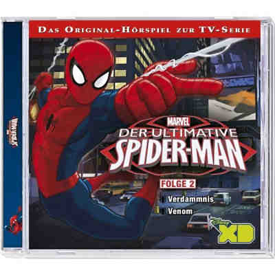 CD Der ultimative Spiderman 2