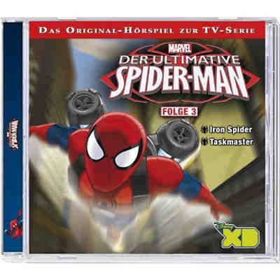 CD Der ultimative Spiderman 3