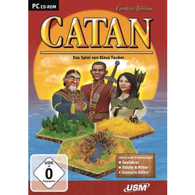 PC Catan Creator's Edition