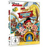 DVD Jake und die Nimmerland Piraten: Bucky's große Wettfahrt
