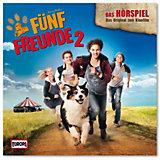 CD Fünf Freunde 2 - Hörspiel zum 2. Kinofilm