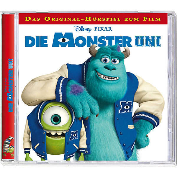 CD Disney Monster University zum Kinofilm