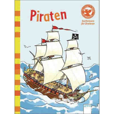 Der Bücherbär: Piraten