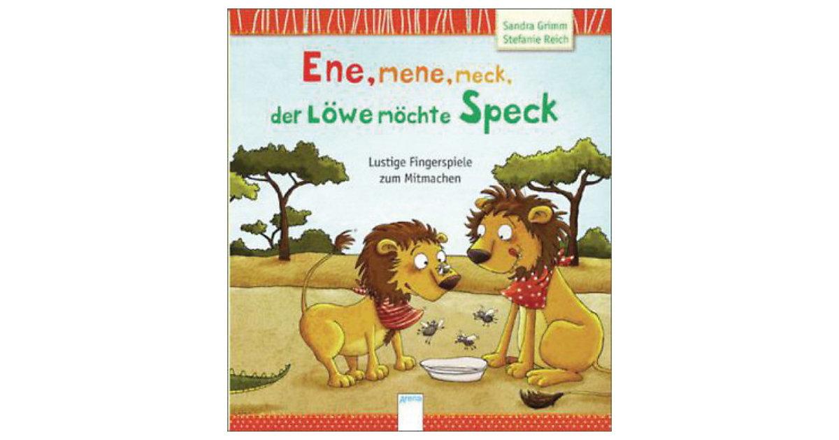 Ene, mene, meck, der Löwe möchte Speck!