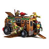 Turtles  Shellraiser Actionfahrzeug (ohne Figuren)