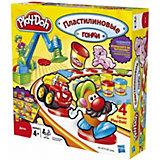 """Игра """"Пластилиновые гонки"""", Play- Doh, Hasbro"""