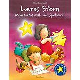 Lauras Stern: Mein buntes Mal- und Spielebuch