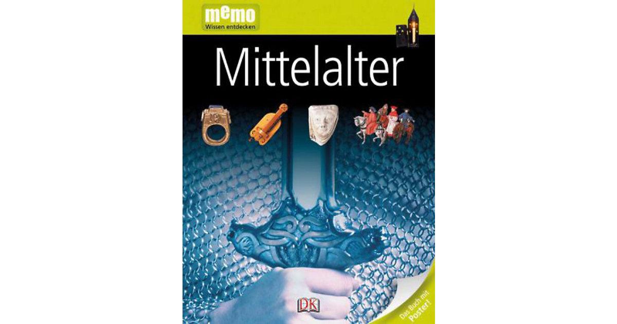 Buch - memo, Wissen entdecken: Mittelalter