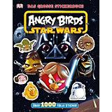 Angry Birds  Star Wars - Das große Stickerbuch