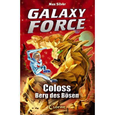 Galaxy Force: Coloss, Berg des Bösen