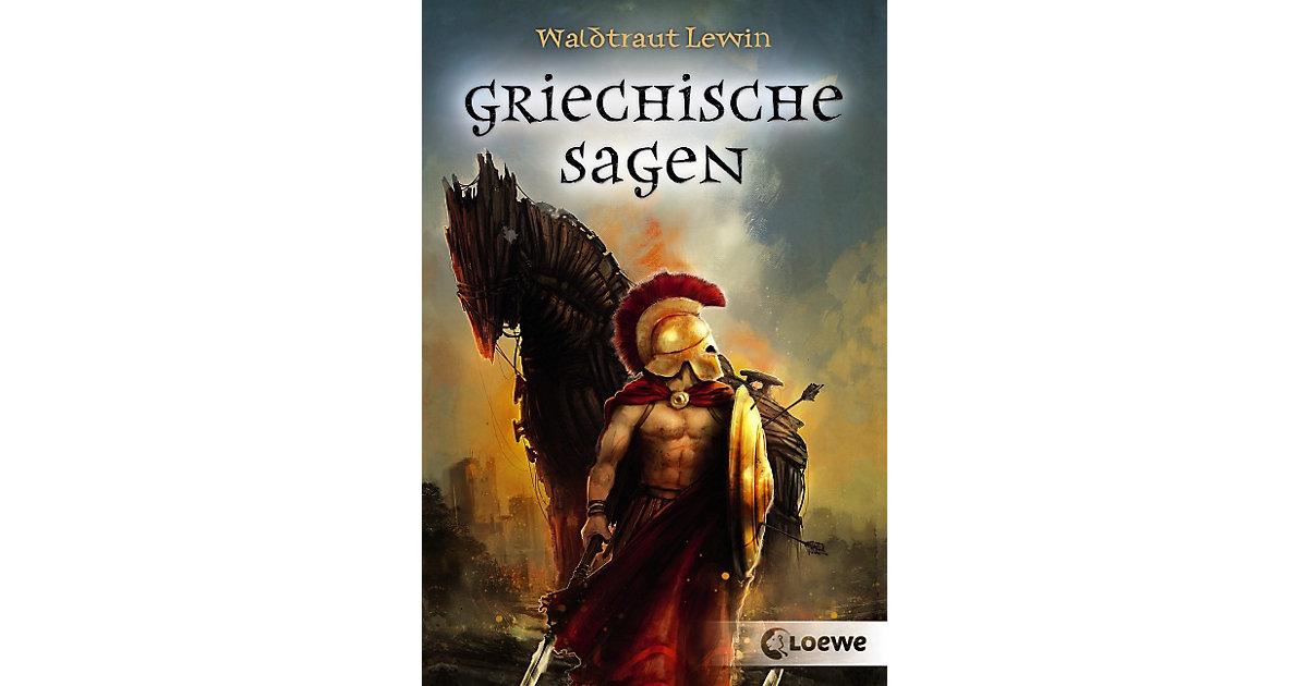 Buch - Griechische Sagen
