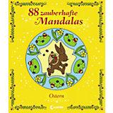 88 zauberhafte Mandalas: Ostern