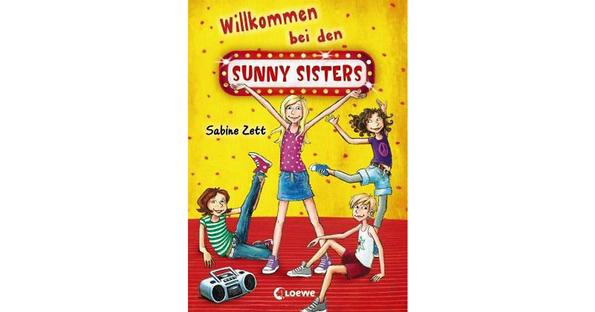 Sunny Sisters: Willkommen bei den Sunny Sisters