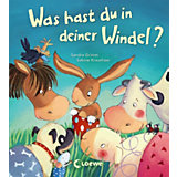 Was hast du in deiner Windel?