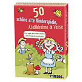 50 schöne alte Kinderspiele, Abzählreime & Verse