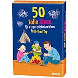 50 tolle Ideen für einen erlebnisreichen Papa-Kind-Tag