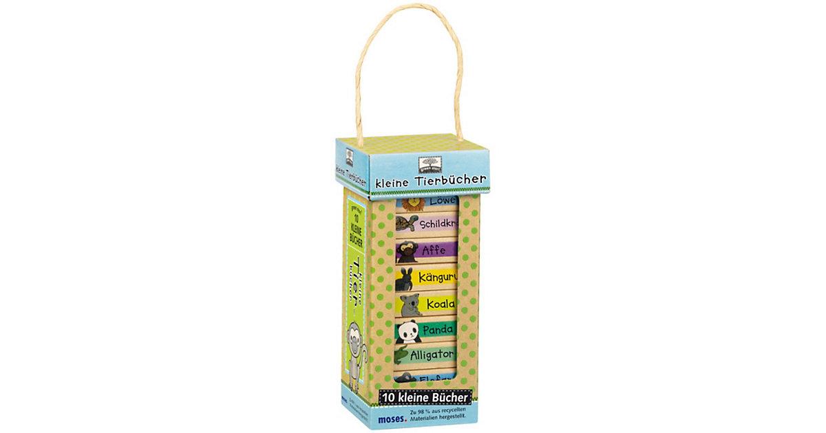 Buch - Green Start Kleine Tierbücher, 10 Stück