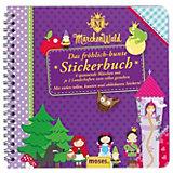 Märchenwald Märchen-Stickerbuch