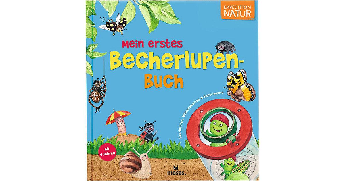 Buch - Mein erstes Becherlupen-Buch