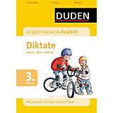 Duden Einfach klasse in Deutsch, Diktat 3. Klasse
