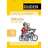 Duden Einfach klasse in Deutsch, Diktat 4. Klasse