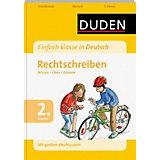 Duden Einfach klasse in Deutsch, Rechtschreiben, 2. Klasse