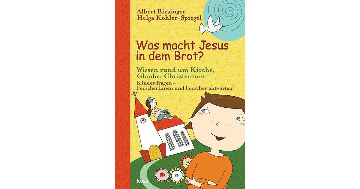 Buch - Was macht Jesus in dem Brot?