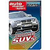 Kartenspiel Crossover SUVs