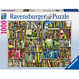 Puzzle Magisches Bücherregal 1000 Teile