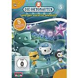 DVD Die Oktonauten 05 - und der verirrte Seestern