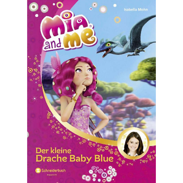 Mia and me 5: Der kleine Drache Baby Blue