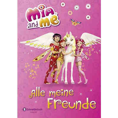 Mia and me: Freundebuch