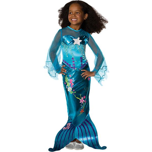 Kostüm blue magic mermaid rubie´s mytoys