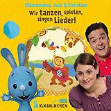 CD Kikaninchen, Jule & Christian 02 - Wir Tanzen,Spielen,Singen Lieder!