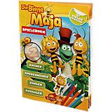 Die Biene Maja: Spielebuch