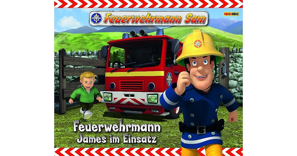 Buch - Feuerwehrmann Sam Geschichtenbuch