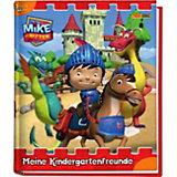 Mike der Ritter: Kindergartenfreundebuch