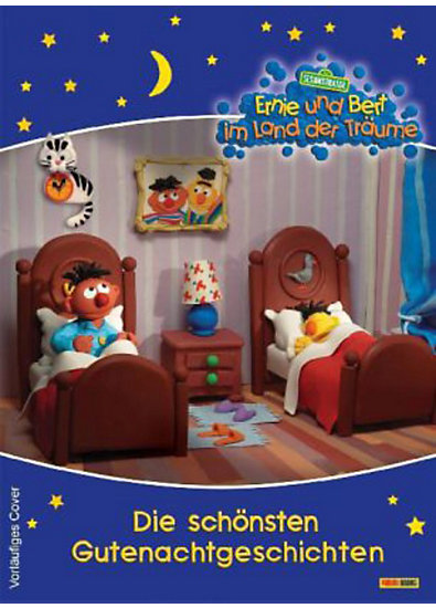 sesamstra e ernie und bert im land der tr ume mytoys. Black Bedroom Furniture Sets. Home Design Ideas