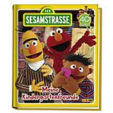 Sesamstraße: Kindergartenfreundebuch
